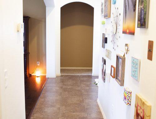 The Art of Tidying up Negative Energy: Hallways